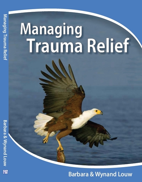 managing trauma relief voorblad